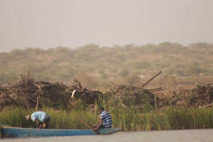 pêcheur fleuve